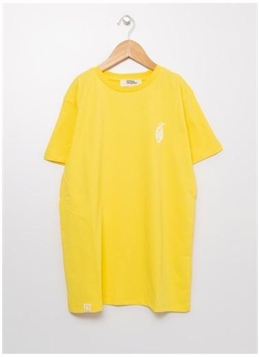 National Geographic National Geographic T-Shirt Sarı